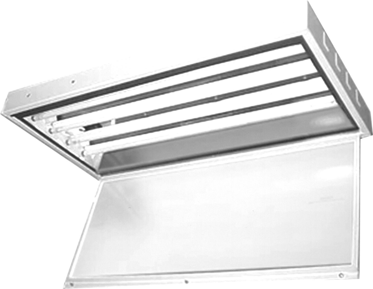 Kitchen Fluorescent Light Fixture Covers Fluorescent Fixtures All Types Of Commercial Lighting