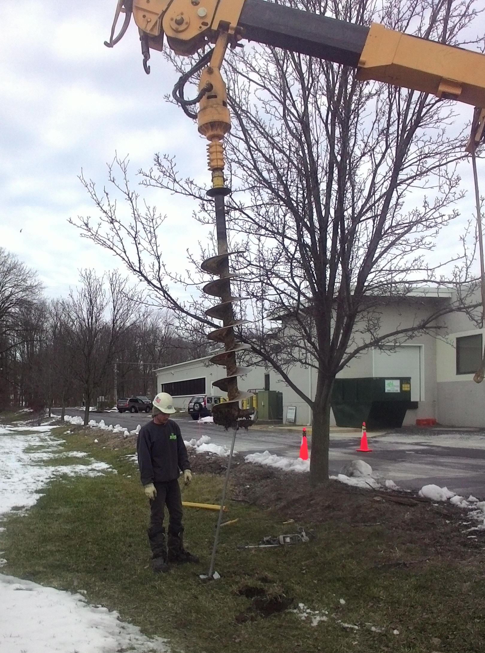 Utility Poles, Install or Replace Privately Owned Utility Poles ...