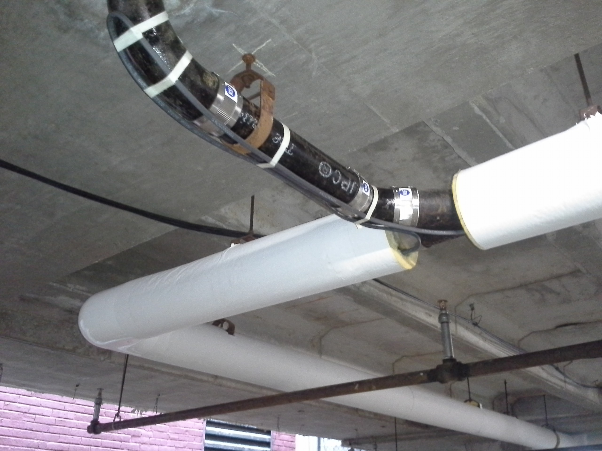 Heat Tracing Freeze Free Pipes Service And Installations
