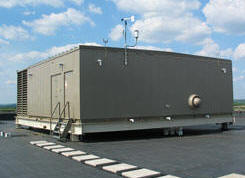 Rooftop Hvac Equipment New Installations Structural