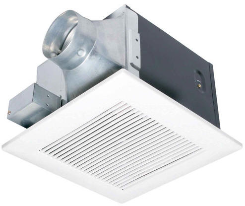 Commercial Industrial Restroom Ventilation Exhaust Fans And Exterior Venting For Office And