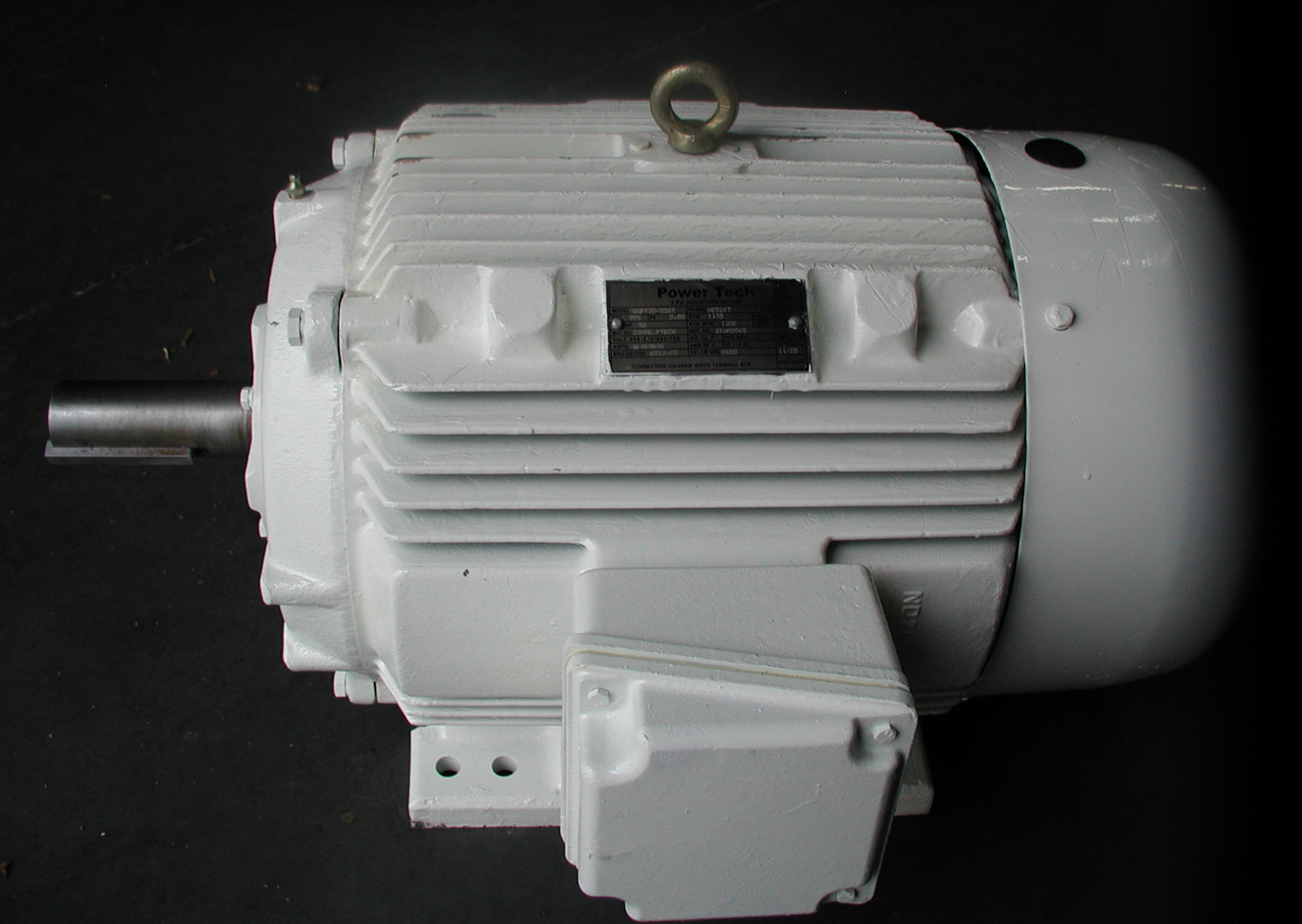 Fractional HP Motors. 1 to 60 HP Motors. Hard to find equipment.